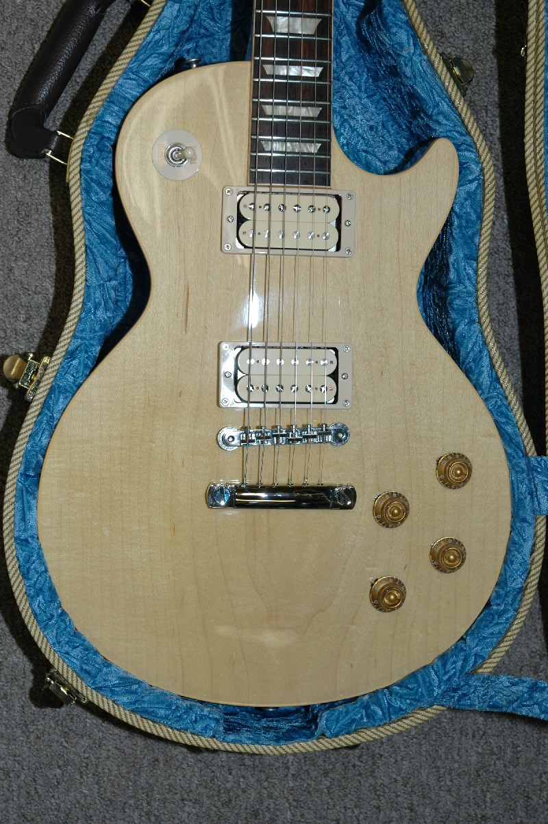 Looking For Some Pictures Of A Maple Top Les Paul In